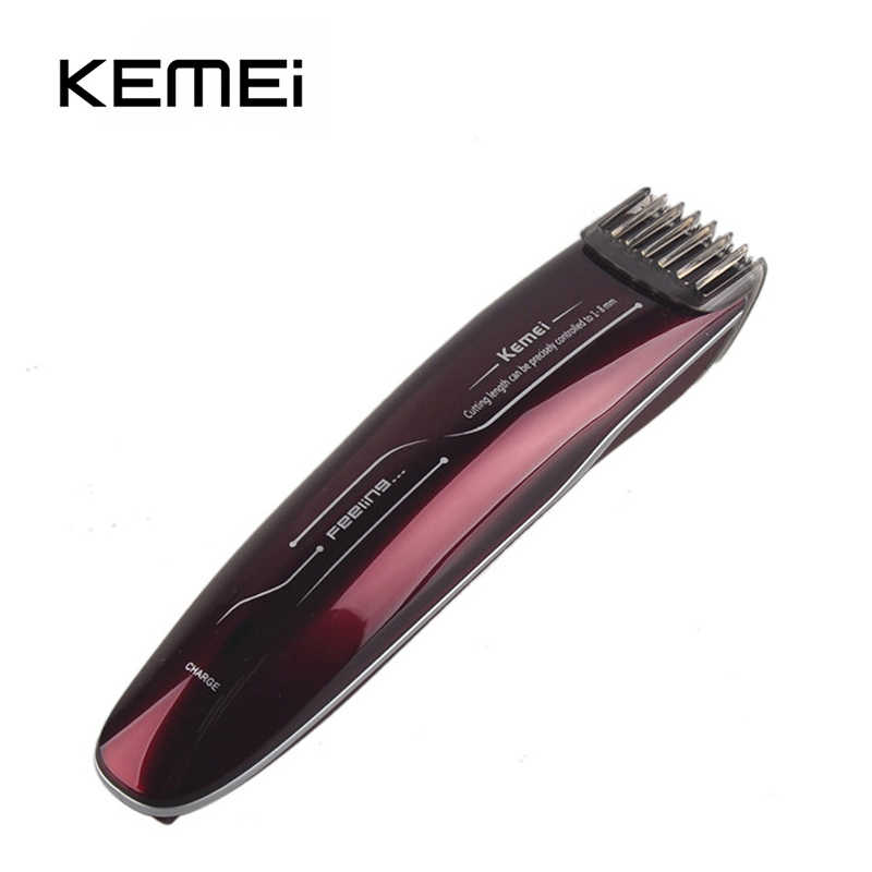 KEMEI KM-2013 Men's Kemei Electric Shaver Razor Beard Hair Grooming Trimmer Clipper Rechargeable haircut Styling Accessory