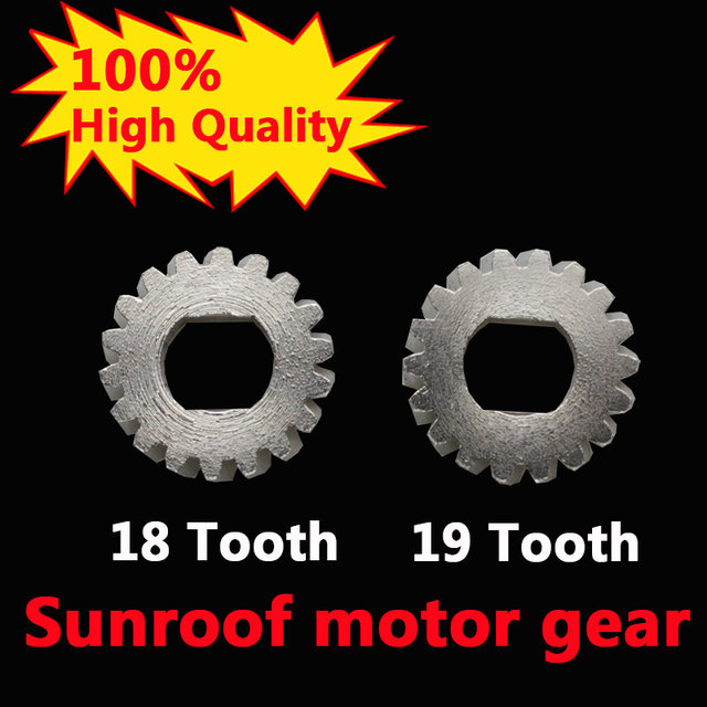 RASTP-Hight Quality Sunroof Motor Gear Motor Accessories Works On Lifting Window System For Audi A4L A6L OR BMW