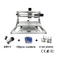 CNC3018 With ER11 Pcb Milling Machine Diy Cnc Engraving Machine Wood Carving Machine GRBL Control