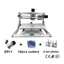 CNC3018 with ER11,Pcb Milling Machine,diy cnc engraving machine,Wood Carving machine GRBL control