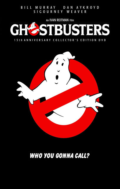 Ghostbusters Vintage Movie Poster 1984 Wall Decor In Painting