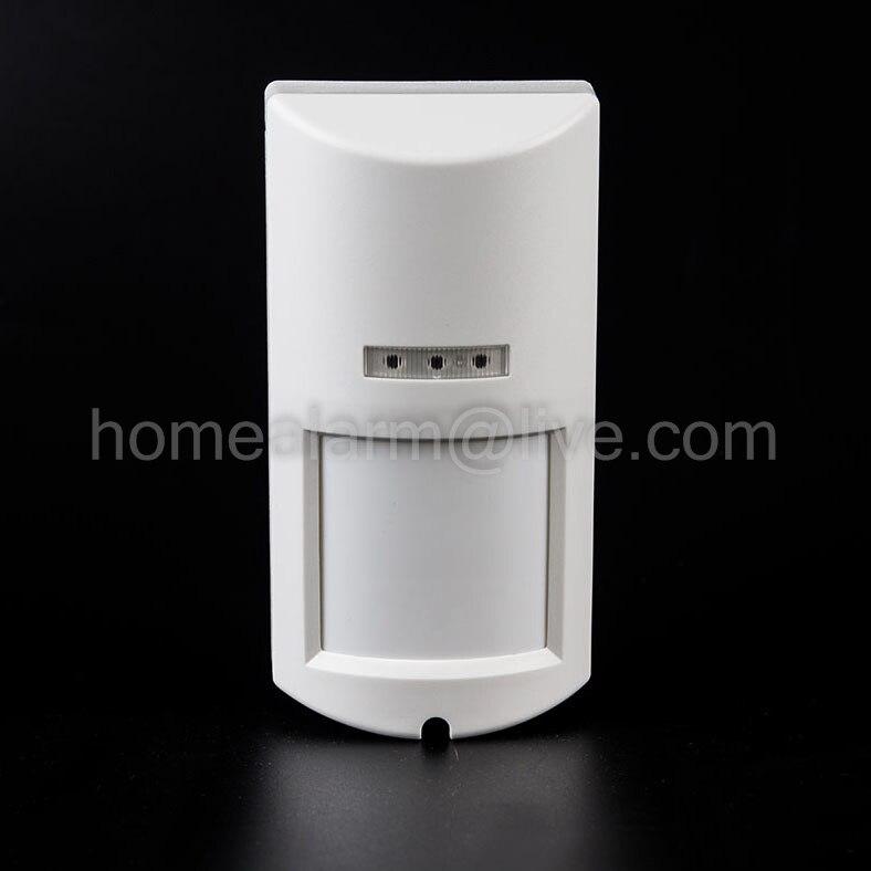 bilder für Outdoor PIR Bewegungsmelder Wireless 4-Element Pet Immunity PIR Passive Infrarot Intrusion Bewegungsmelder Wasserdicht Alarm Sensor
