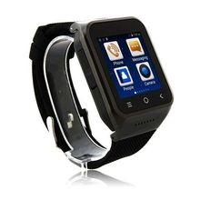 100% High Quality ZGPAX S8 Smartphone Smart Watch Android 4.4 MTK6572 Dual Core 1.5 Inch GPS 5.0MP Camera WCDMA Free Shipping