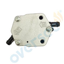 6E5-24410 Fuel Pump Assy (8mm Fuel Connector) For Yamaha 200HP 275HP 300HP LZ V4 V6 Outboard Engine Boat Motor aftermarket parts