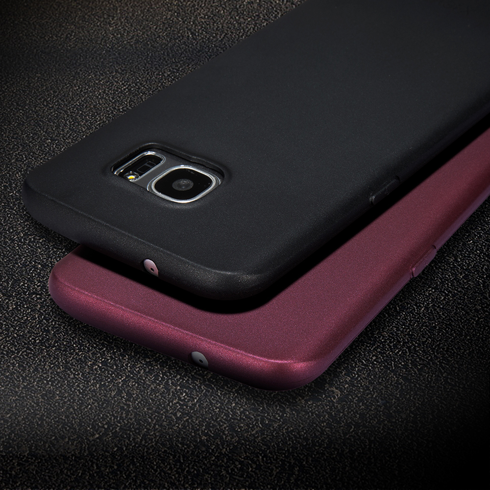 X Level TPU Soft Case For Samsung Galaxy S6 Edge Luxury Back Case Cover For Samsung