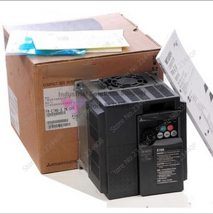 Inverter fr-e720-1.5 k 220v 1.5kw 3-phase frequency converter new