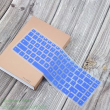 CHUWI Lapbook Air untuk Laptop 14.1 Inch 2018 Keyboard Cover Mate Buku Pelindung Kulit Laptop Silikon(China)