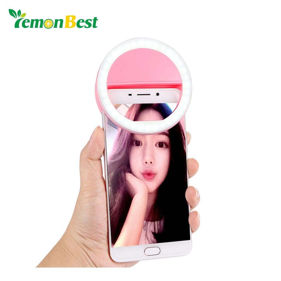 Aliexpress Com Buy 36 Led Smartphone Selfie Light Ring