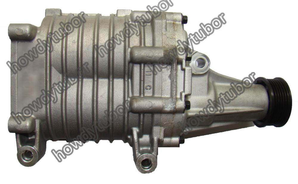 US $359 64 64% OFF|BRAND NEW mechanical car auto Compressor Kompressor  Turbocharger turbine mini Supercharger blower booster 1 0 2 0L EATON OEM  M45-in