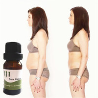 MIYUELENI 10ml/Pcs Lemongrass Slimming Essential Oils Essential Oil Means For Slimming Emagrecimento Burning Fat Diet Essential Oil