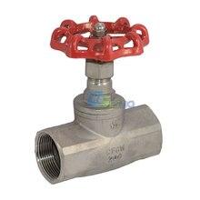 1 — 1/2 » глобус клапан нержавеющая сталь SS 316 CF8M сверхмощные
