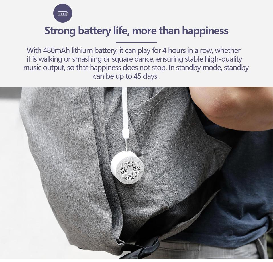 Xiaomi AI Altavoz Bluetooth portátil 7