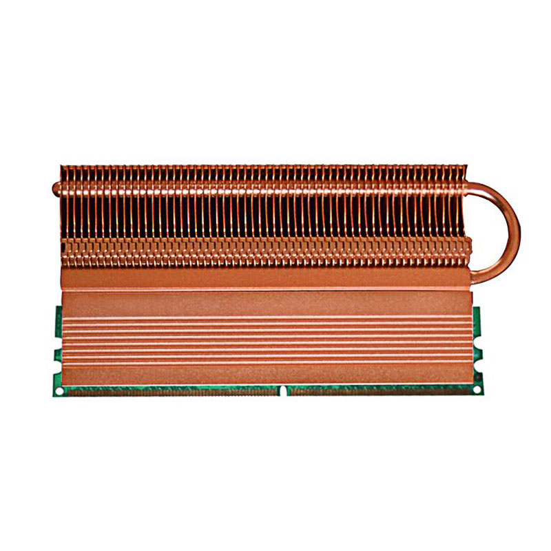 Newest B12 Computer Components Pure Copper Heat Pipe Top-end Memory Cooling RAMs Cooler Aluminum Alloy RAM Heatsink 144*69*12mm 1u server computer copper radiator cooler cooling heatsink for intel lga 2011 active cooling