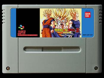 16Bit Games ** Dragon Ball Z Hyper Dimension ( PAL Version!! French Language!! )