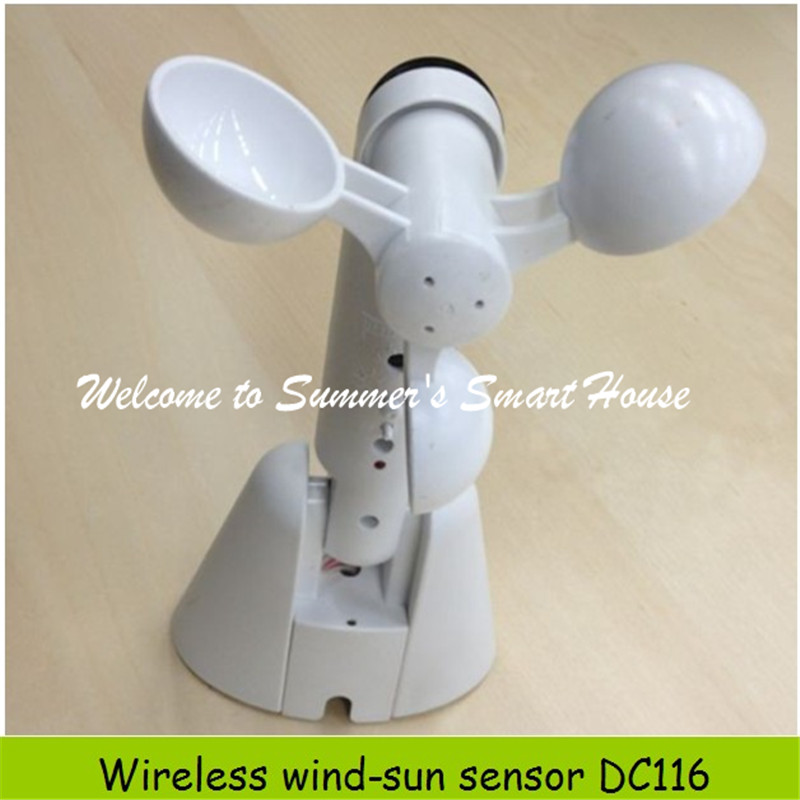 Outside Awning Parts Wireless Wind Sun Sensor DC116