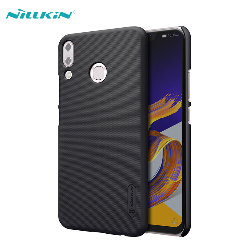 For Asus Zenfone 5 ZE620KL Case Original NILLKIN Super Frosted Shield PC Hard Cases Phone Back Cover