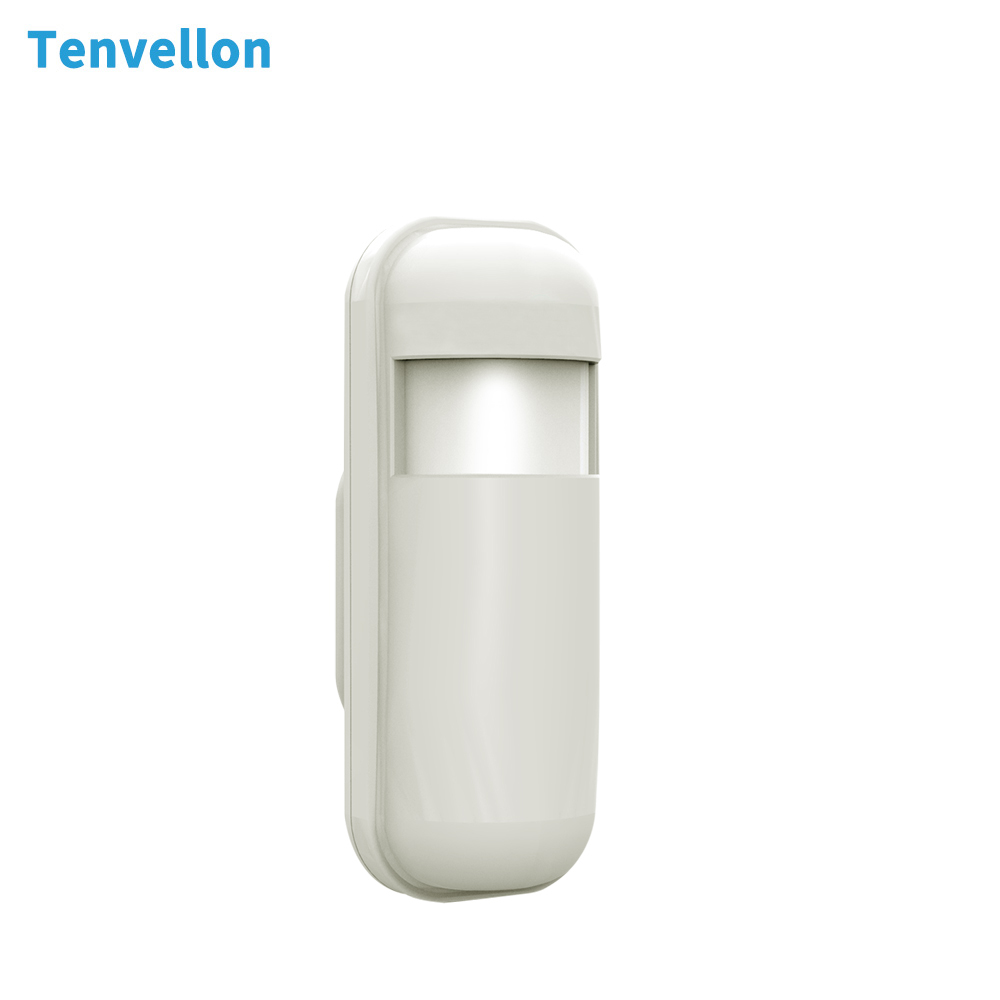 Tenvellon Wireless PIR Motion Detect Sensor Smart Infrared detector for Home Security WIFI GSM Alarm System 433MHz владимир дэс цена договора