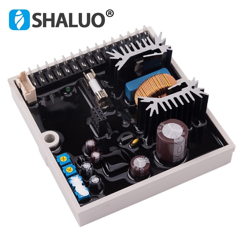 DSR AVR Автоматический регулятор напряжения для дизельного генератора Mecc Alte стабилизатор генератора цифровой регулятор