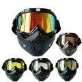 Máscara Antivaho Gafas de Motocross Motocicleta Motocross Gafas de esquí de Esquí Snowboard Máscara gafas de Sol