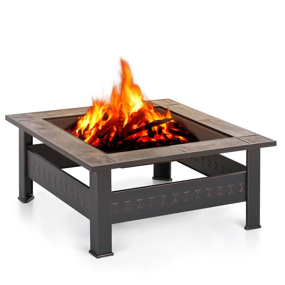 Ongekend Vuurkorf/vuurkorf tafel/barbecue grill-in Vuurkorven van Huis MX-15