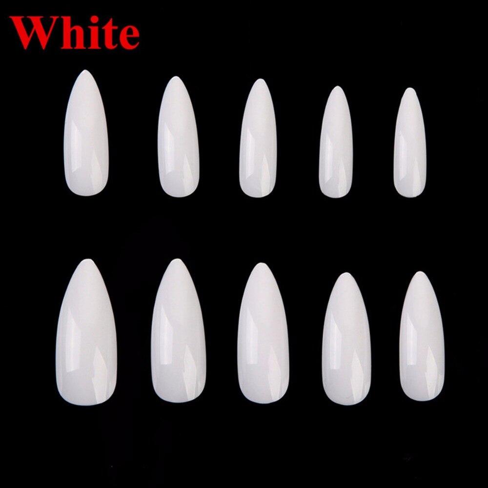 Dicas Falsas Decoração Gel Manicure A0493XX