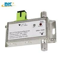 CATV FTTH оптический узел/приемник 1310nm и активный приемник AGC модель ORH-1020 47-1000 МГц, AGC но без WDM