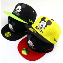 Cartoon Cute Mouse Child Baseball Hat Outdoor Sunscreen Hip Hop Handsome Breathable Baseball Caps For Kids Boys And Girls цена