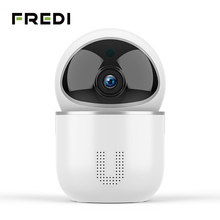 FREDI 1080P Cloud IP Camera Intelligent Auto Tracking Surveillance Home Security Wireless WiFi CCTV With Net Port
