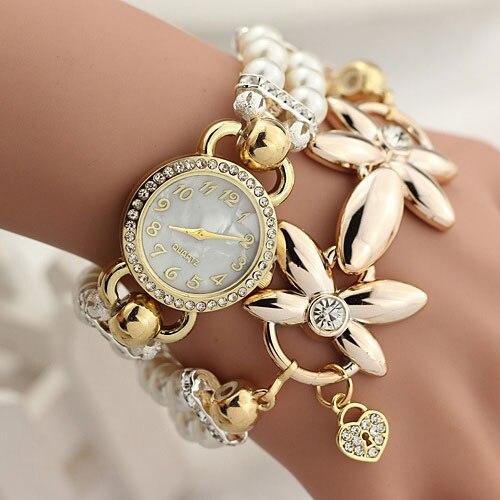 2017 Fashion Top Brand Luxury Famous Quartz Watchs