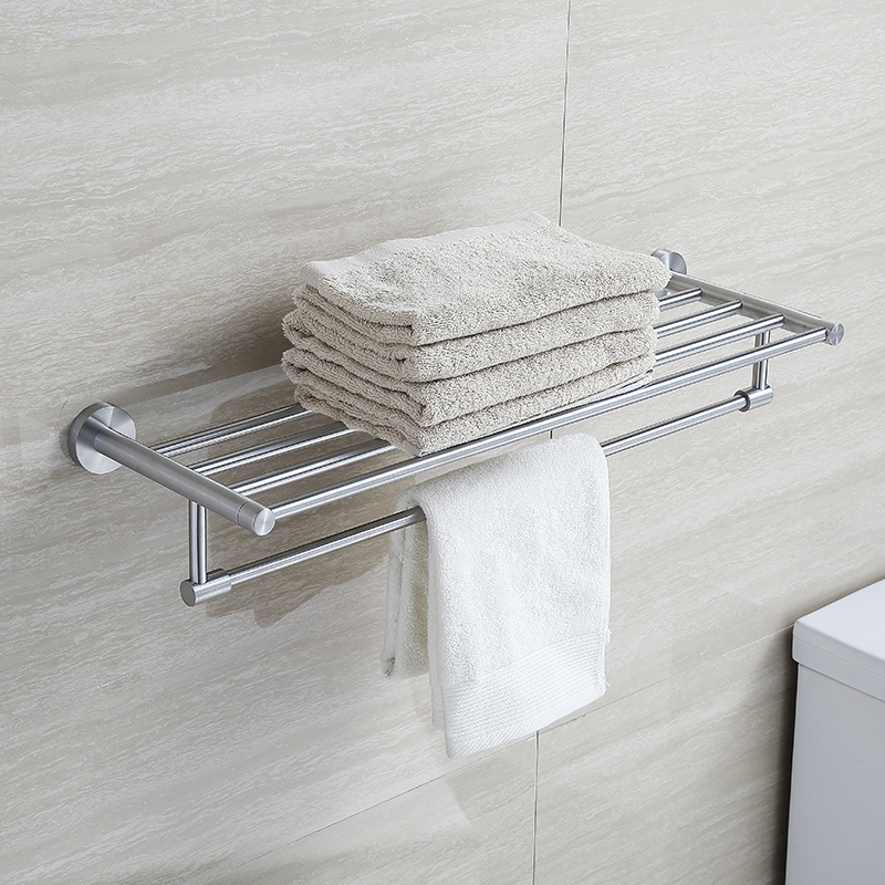 brushed nickel stainless steel font bathroom towel small holder ideas rack setup cheap bar sets