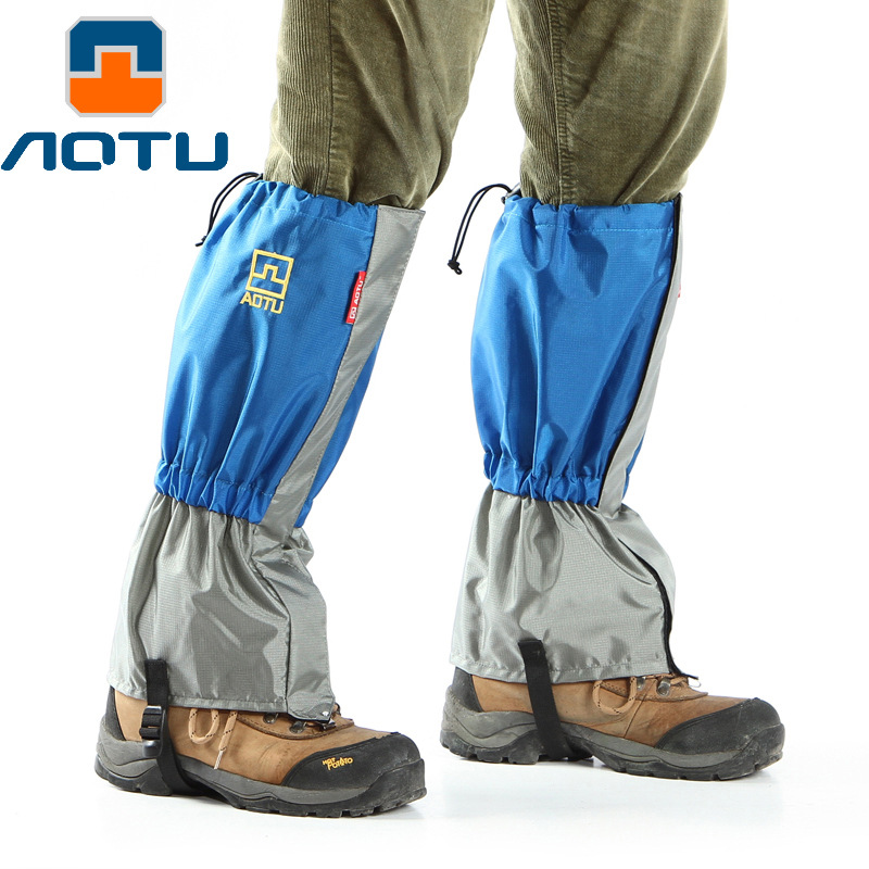 Legwarmers Outdoor Anti Insect Sand Mountaineering Waterproof Ski Hiking Walking Climbing Hunting Snow Cover Legging Gaiters