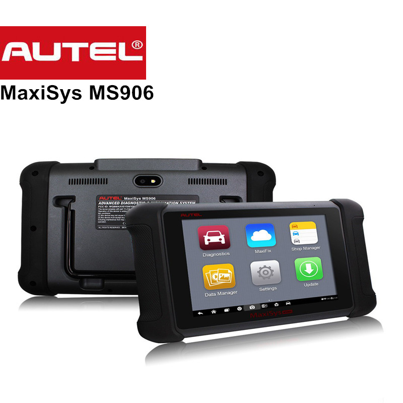Best New Version Autel MaxiSys MS906 Full System Auto Diagnostic Scan Tool from China AUTEL Authorized Distributor