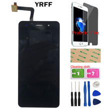 5 LCD Display Touch Screen Für Fly Cirrus 13 FS 518 FS518 LCD Display Touch Screen Front Glas Digitizer werkzeuge Protector Film