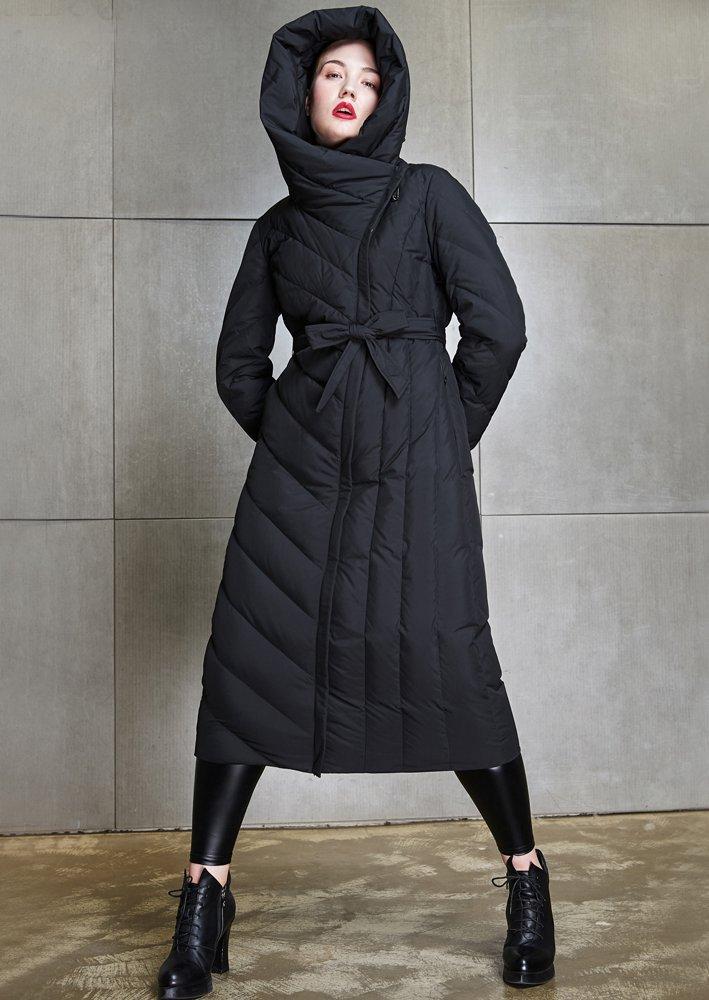 2018 di Inverno di modo delle donne frivolo giù cappotto