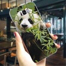 Cute panda Hard Cover for Samsung Galaxy A3 2016 Print Phone Case for Samsung Galaxy A30 A40 A50 A70 A3 Back shell cute panda hard cover for samsung galaxy a3 2016 print phone case for samsung galaxy a30 a40 a50 a70 a3 back shell
