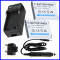Rechargeable 2 Battery + Charger For Olympus LI-50B LI 50B LI50B, For Pentax/Ricoh D-LI92 D LI92 batteries Pack 3.7V 1000mAh