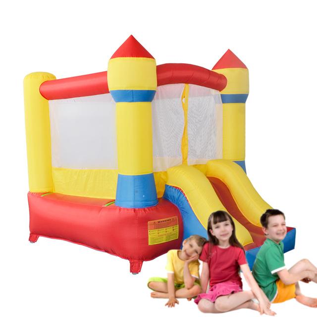 Yard pequeño rebote residencial utiliza puentes de fiesta para niños envío libre de dhl