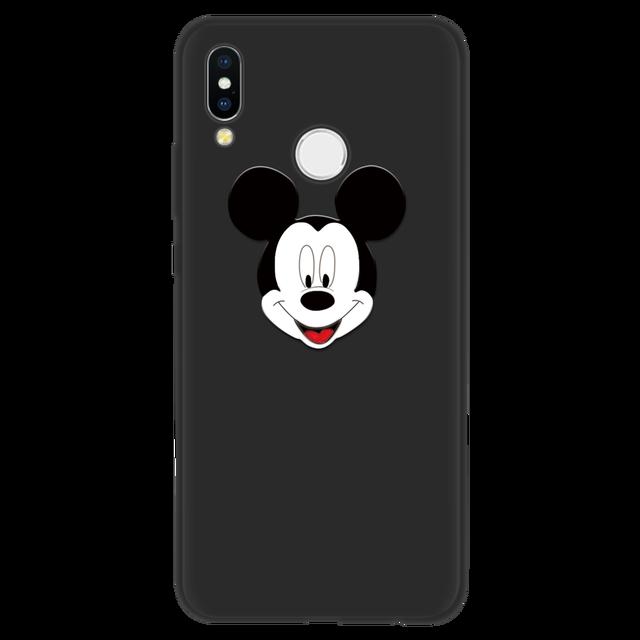 Fashion Cartoon Couple Case For Huawei Honor 9X 8X 20i 10i 10 20 Mate 30 20 10 P20 P30 Lite P Smart Y6 Y7 Pro Y9 Prime 2019 Case