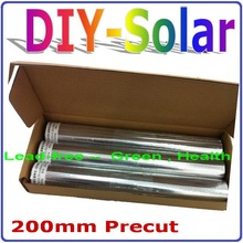 RoHS  200mm putcut  Lead-free  Solar Tab Wires, Precut Tabbing Wire, Any Size is Fine, Suitable for 125 Solar Panel,