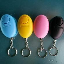 Q Self Defense Keychain Personal Alarm Safety Security Rape Alarm Loud Keychain Alarm Emergency Alarm