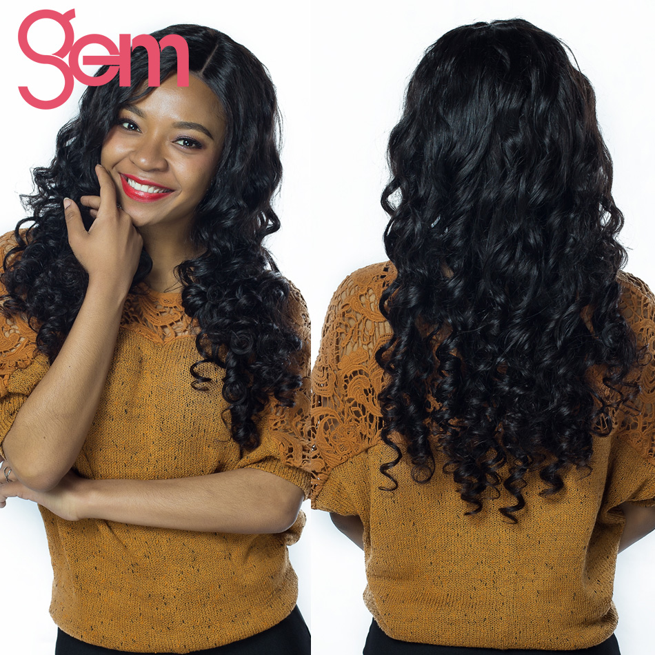 Aliexpress Buy Malaysian Loose Wave Remy Hair Extensions 1pcs