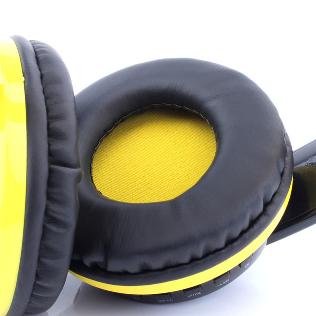 Desxz MX666 Bluetooth Auriculares  Game Gaming Headphone Wireless Stereo Super Bass Headset Headband Earphone with Microphone