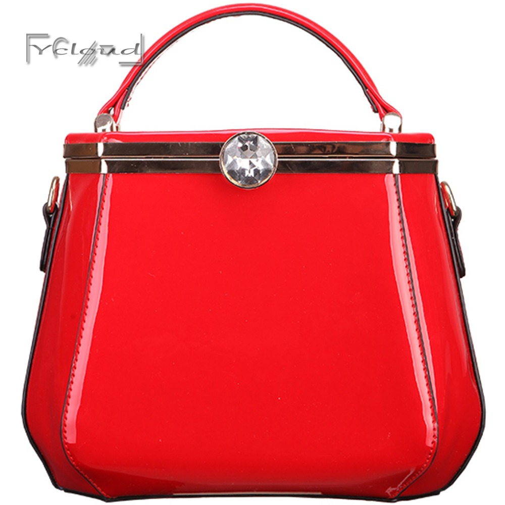 2017 Classic Lady Genuine Leather Shoulder Bags High