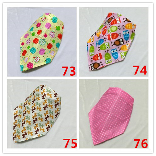 500pc lot EMS shipping 2015 Nice Colors Adjustable New Dog Puppy Pet bandana Collar dog bandanas