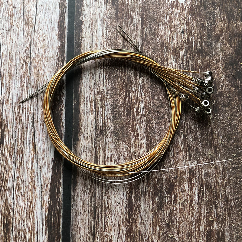 16 String Lyre String Small Harp Strings Accessories Musical Instrument String Green Instrument Laiyaqin