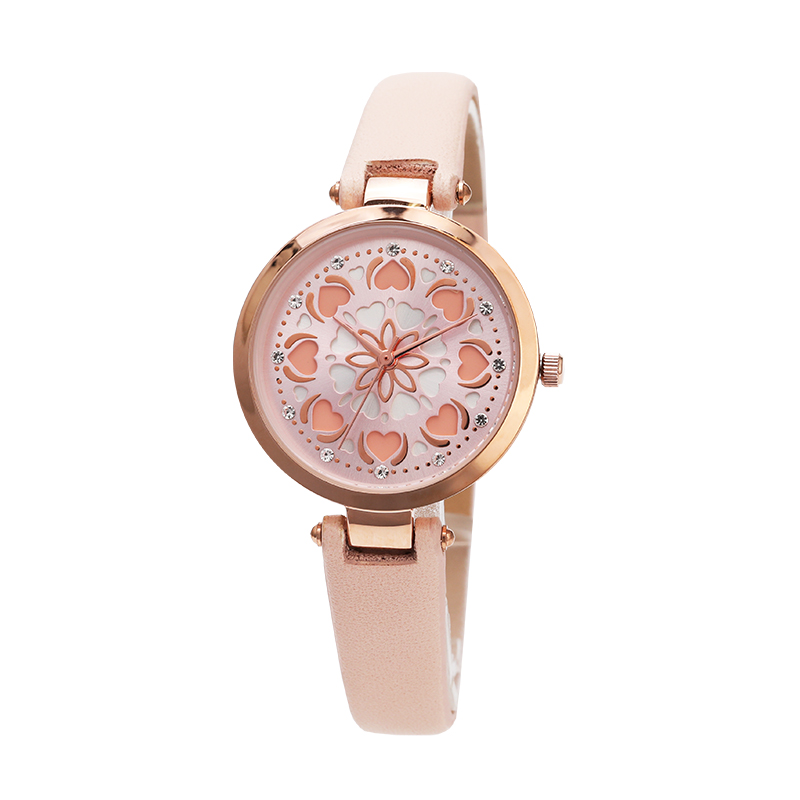 Luxury Leather Watches For Women in Pakistan