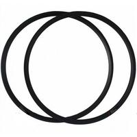 Tubular Rim Bicycle Tires Glossy Matte Carbon UD 3K Weave Rims And Tires Wheels For Mountain