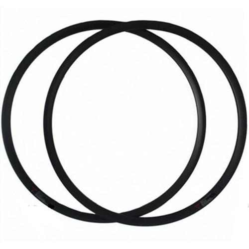 Tubular MTB Rim 29er 30MM depth 30mm WideBicycle Tires Glossy Matte Carbon UD 3K Weave Rims and Tires Wheels for Mountain Bikes