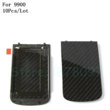 10 pçs/lote Bateria Original Porta Tampa Traseira Parte Substituição Para BlackBerry Bold 9900 9930