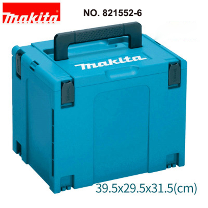 Japan Makita Toolbox Cooler Box Tools Suitcase MAKPAC Storage Box Trolley Suitcase